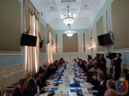 засідання Правління Асоціації міст України