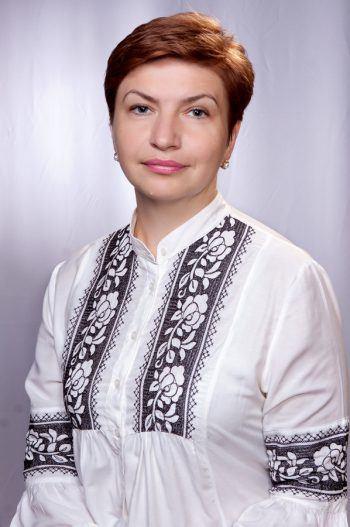 Ящук Інна Петрівна